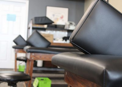 Physiotherapy Tables at LiveWell Waterloo