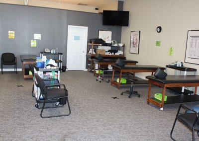 LiveWell Waterloo Physiotherapy Area