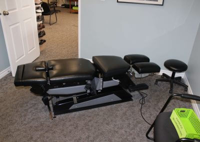 Treatment Room at LiveWell Waterloo