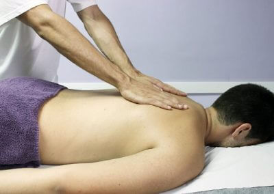 Massage Therapy at LiveWell