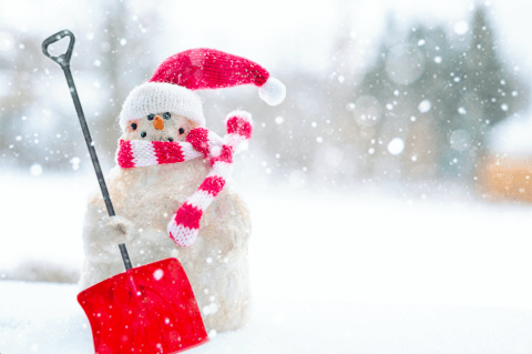 Snow Shovelling Safety Tips